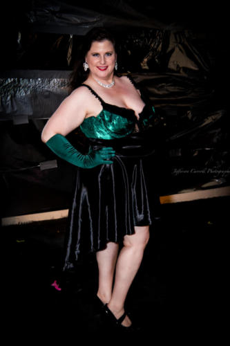 Powder Room Peelers' Beach Party Burlesque Show 6-1-18-87